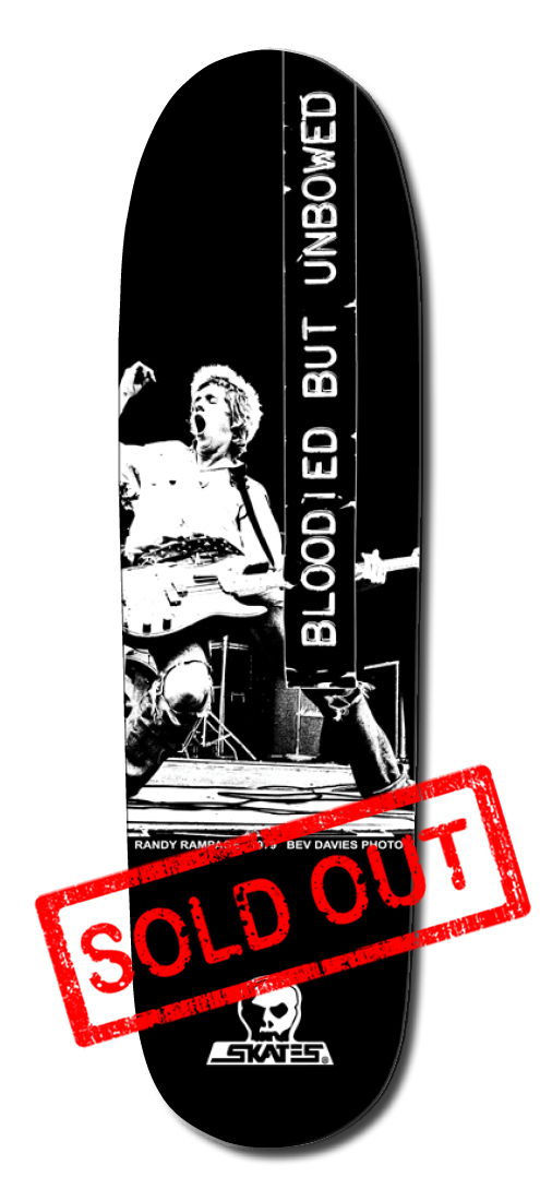 DECK SOLD OUT