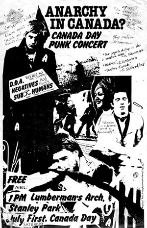 bloodied but unbowed punk movie and new wave music
